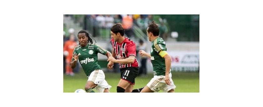 巴西杯塞阿拉主场与帕尔梅拉斯 帕尔梅拉斯6连胜