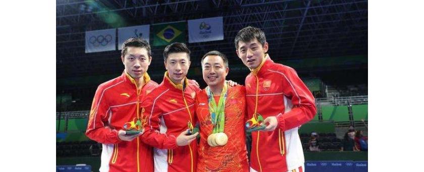 """盘点体育圈的那些""""梗"""",不懂球的胖子刘国梁,年轻时到底有多强"""