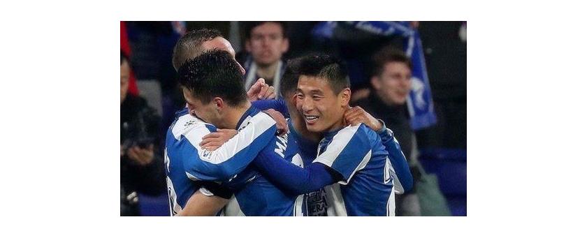西班牙人击败弱旅,武磊错失两次进球机会引热议